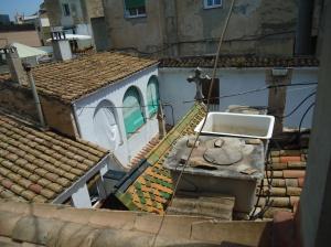Vista desde la cubierta